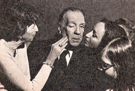 Borges che piace alle donne.
